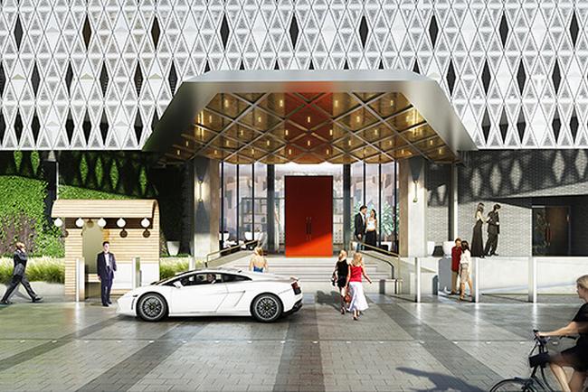 Virgin Hotels Dallas eyes December opening.
