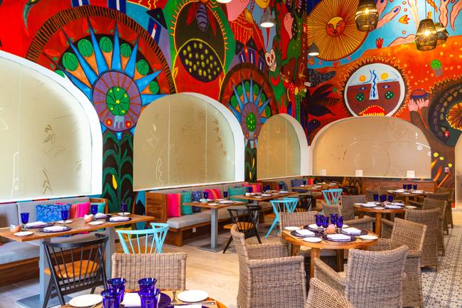 Fiesta Americana Condesa Cancun's El Mexicano restaurant