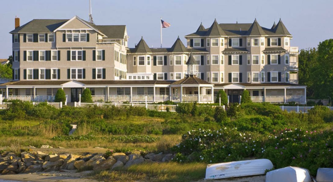 The Harbor View Hotel opened its doors in 1891, and Upland Capital plans on renovating the property in late 2018.