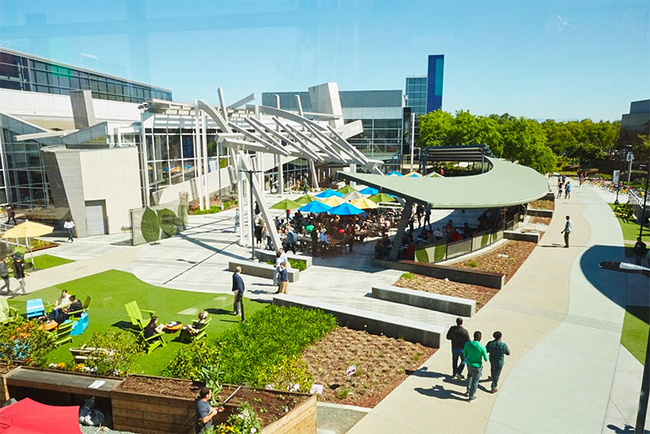 Googleplex Campus