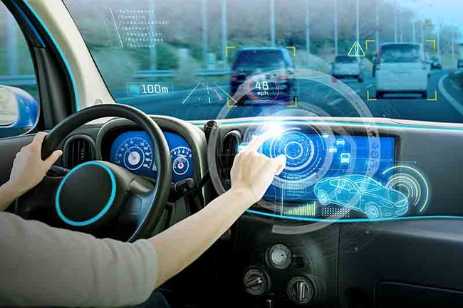 Gesture Control in Automotive Infotainment