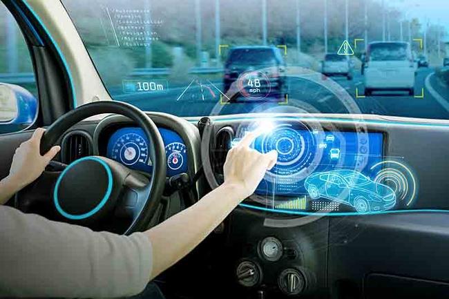 Gesture Control in Automotive Infotainment
