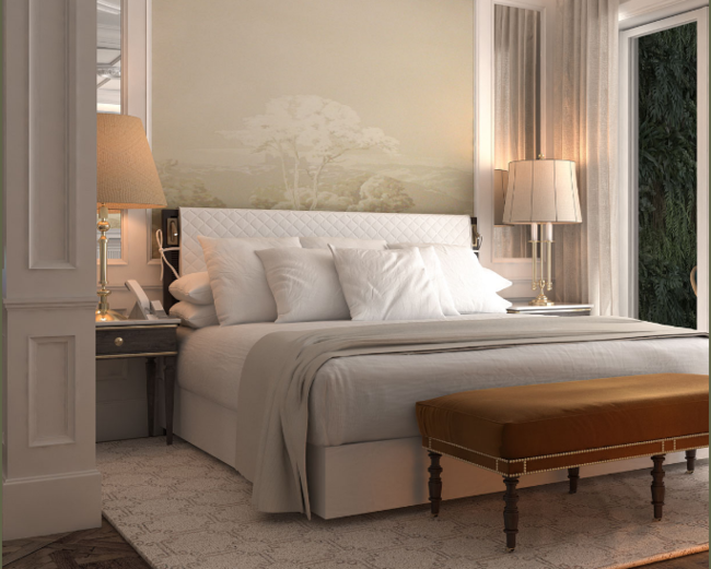 Spanish hotel company Palladium Hotel Group will launch its new brand Bless Collection Hotels in November 2018 with the opening on Bless Hotel Madrid.