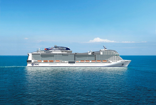 MSC Bellissima