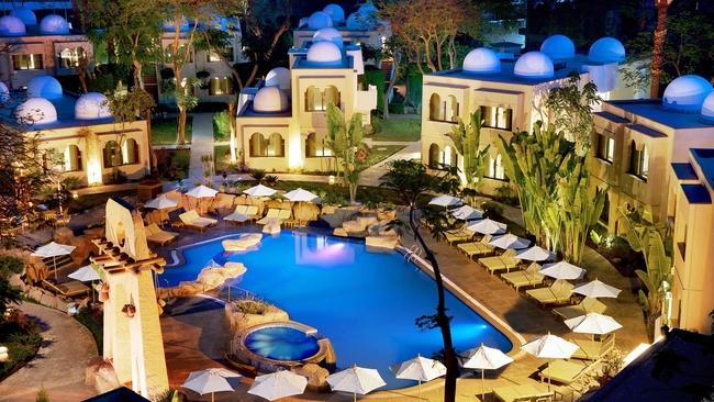 Resort Achti Luxor