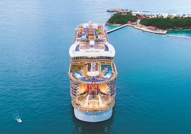 Oasis of the Seas Renovations
