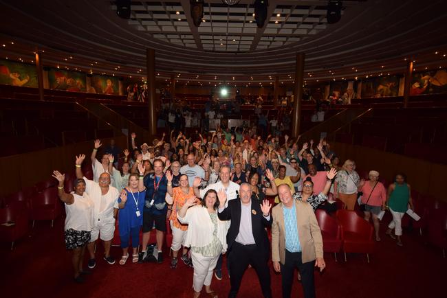 Bahamas Paradise Cruise Line Seminar at Sea