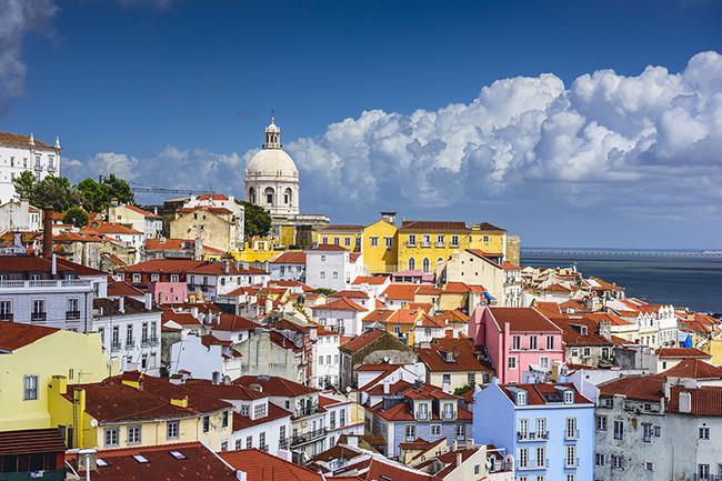 Alfama, Lisbon, Portugal - SeanPavonePhoto/iStock/Getty Images Plus/Getty Images