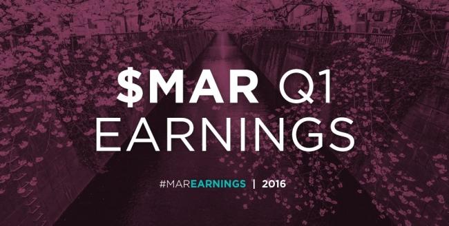 Marriott Q1 Earnings