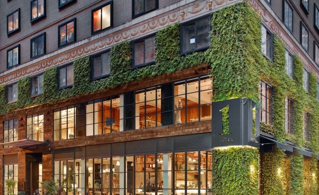 1 Hotel Central Park is for sale by Starwood Capital.