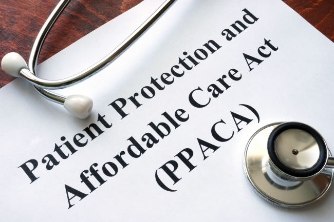 "Document titled ""Patient Protection and Affordable Care Act"""