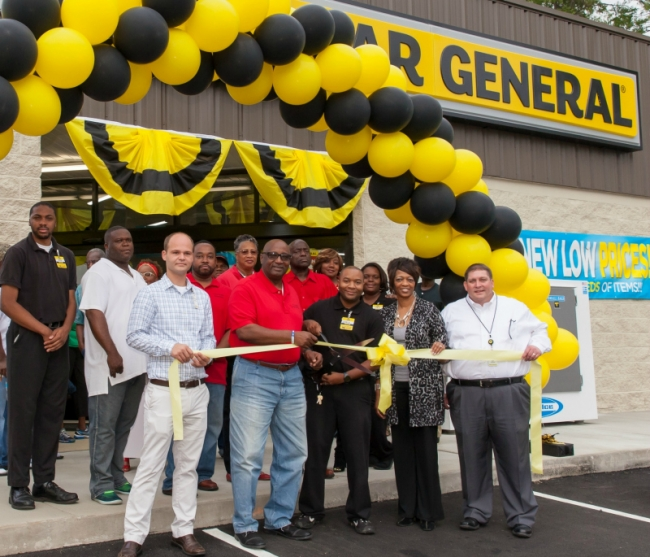 Dollar General Store Opening