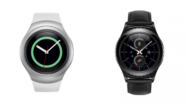 Samsung Gear S2 and S2 classic