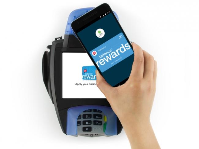 Walgreens Android Pay