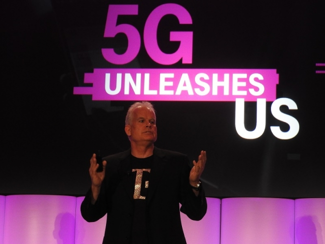 t-mobile 5g Neville Ray