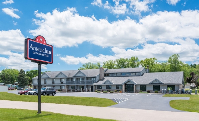 AmericInn Hotel and Suites Sleepy Eye is a conversion that will be attached to the new Sleepy Eye Event Center. The property is set to open spring 2017.
