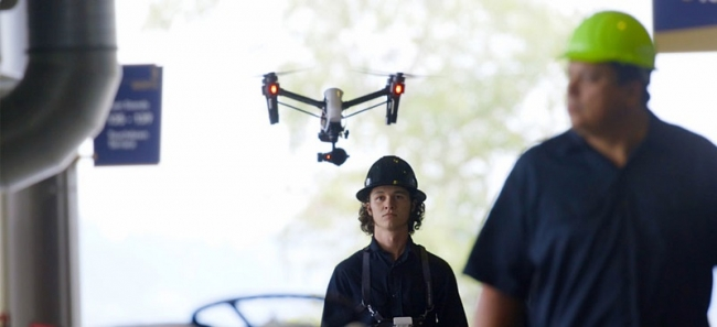 drones (AT&T)