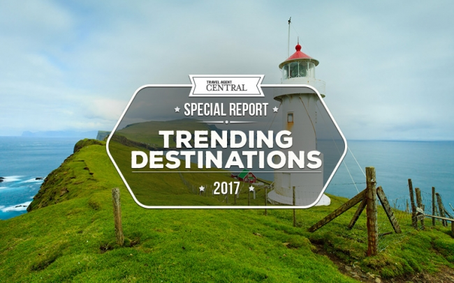 Trending Destinations 2017 Cover Image