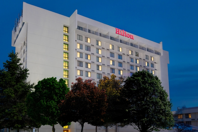 Franchising hotel management for What hotel chains does hilton own