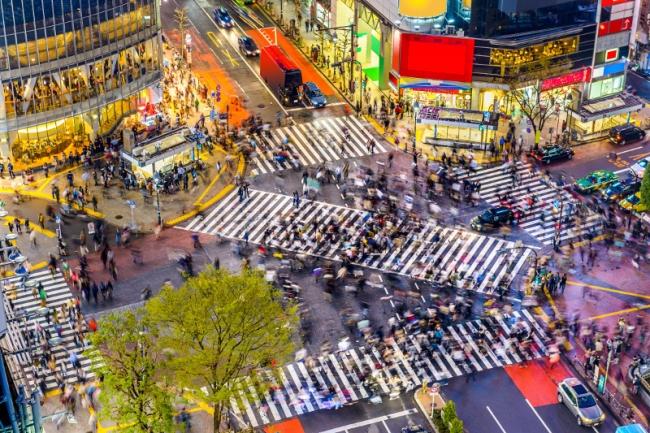 Tokyo - SeanPavonePhoto/iStock/GettyImagesPlus/GettyImages