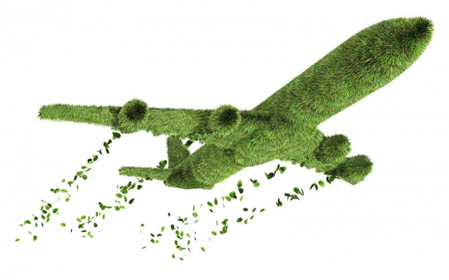 green airplaine - 3Dchef/iStock/Getty Images Plus/Getty Images