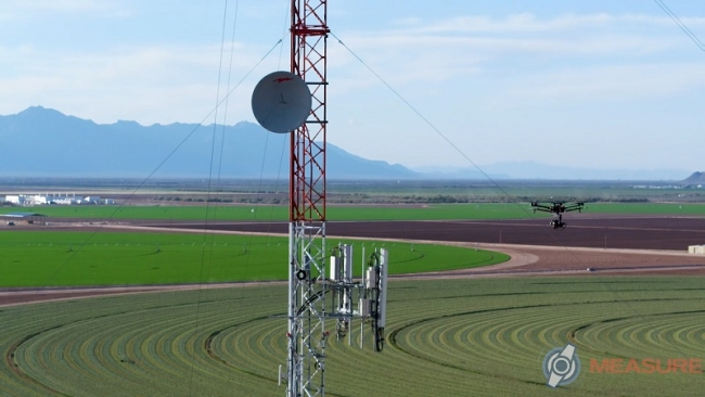 Measure tower drone (Measure)