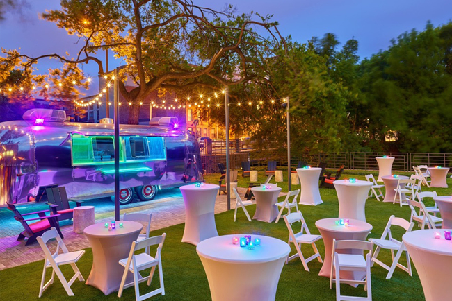 Sheraton Austin at the Capitol completes renovation by Studio 11 Design and debuts outdoor space The BackYard.