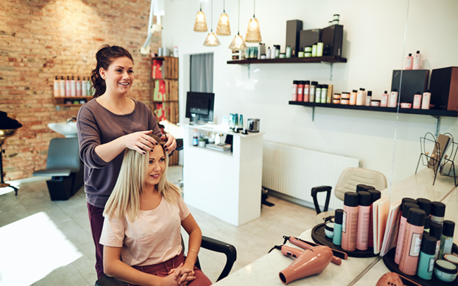 Salon Consultation