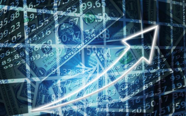finance market upswing