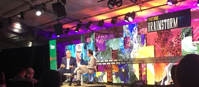 Qualcomm CEO at Fortune Brainstorm conference