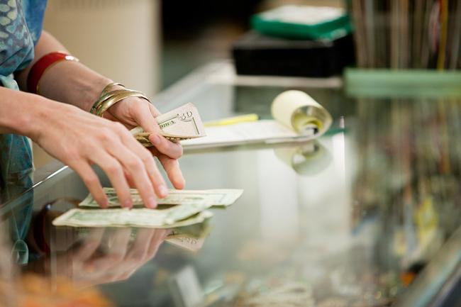 Revenue Stock Image