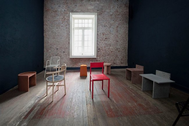 Introducing PL + VV, a new collaboration between Pablo Limón Design Office and SAVVY Studio.