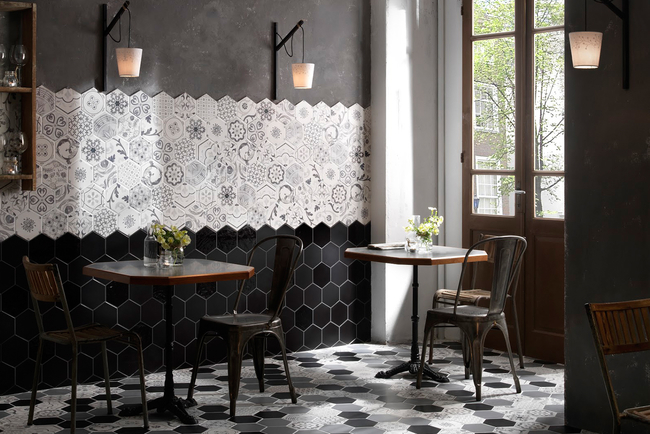 Nemo Tile + Stone launched Gramercy, a collection inspired by the history of the Manhattan neighborhood for which it is named.