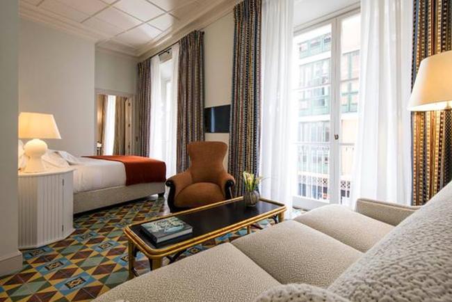 Parisian designer Jacques Grange designs first hotel of Grupo Cappuccino, HOTEL MAMÁ.
