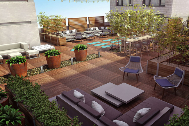 The Duniway, a property located in downtown Portland, is undergoing renovation ahead of its first anniversary this June.