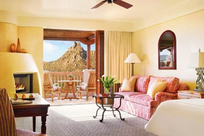 PWI Construction selected for guestroom refresh of Four Seasons Resort in Scottsdale.