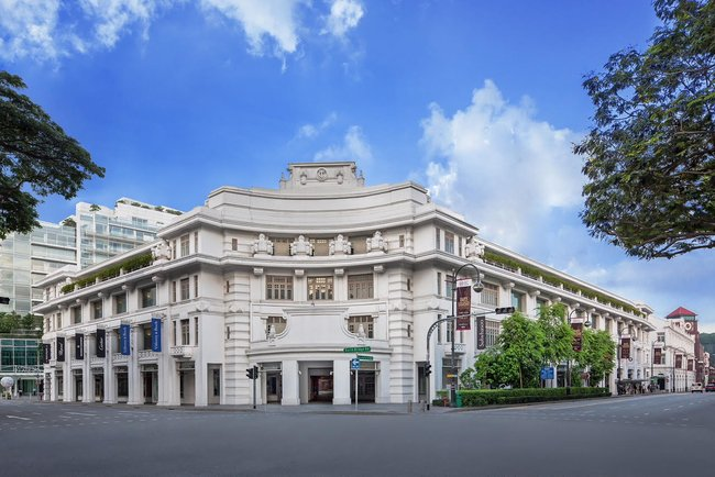 Kempinski Hotels has set plans to open The Capitol Kempinski Hotel Singapore at Capitol Singapore in the downtown civic district.
