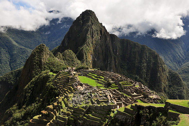 Machu Picchu - MonikaZawalska/iStock/Getty Images Plus/Getty Images