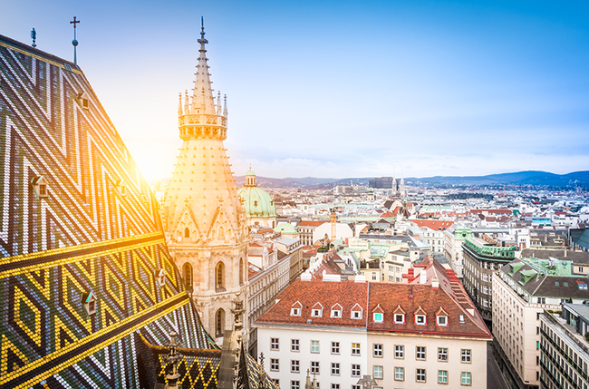Vienna, Austria - bluejayphoto/iStock/Getty Images Plus/Getty Images