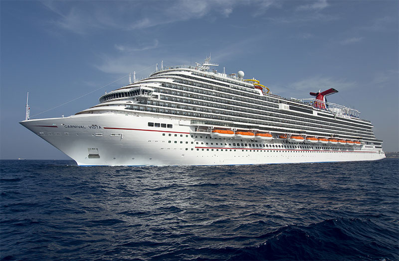Cdc Publishes Two More Failing Grades For Carnival Vista Breeze Travel Agent Central