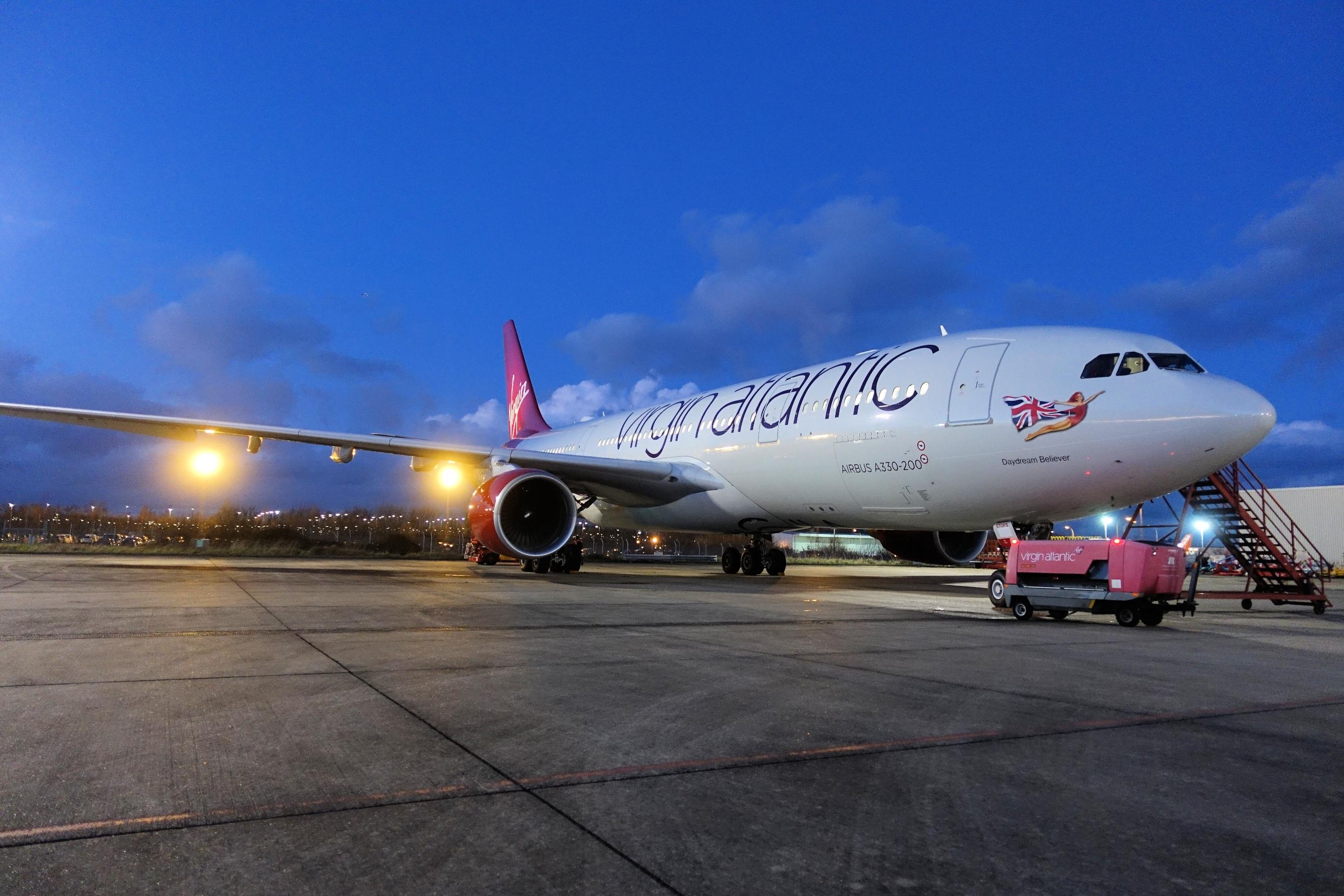 Virgin Atlantic Unveils Love Suites For Couples Who Perform PDA Virgin Atlantic Unveils Love Suites For Couples Who Perform PDA new picture