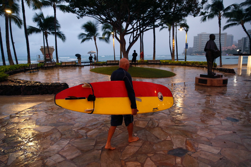 Hawaii Tourism Authority: No Hotel Damage From Tropical