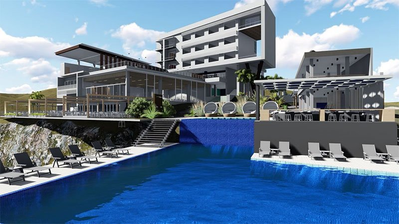 New Beachfront Boutique Hotel To Open