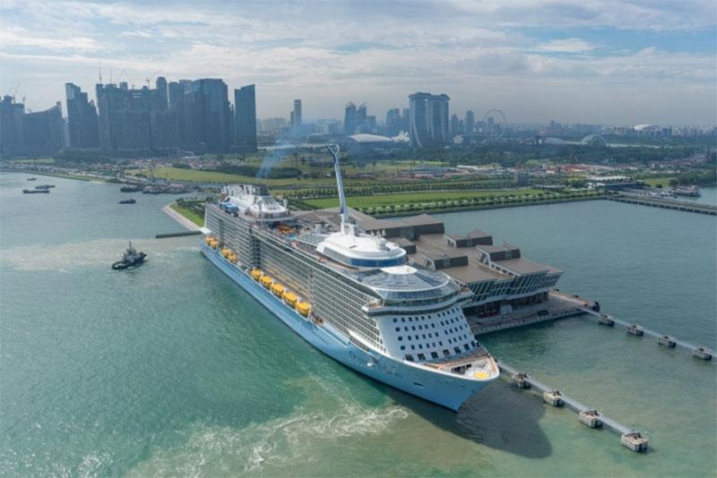 Royal Caribbean Sailing Three Ships for 2020 Alaska ...