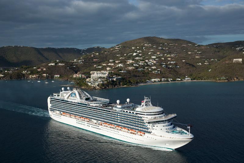 Princess Cruises Reveals 2020 Alaska Season Travel Agent