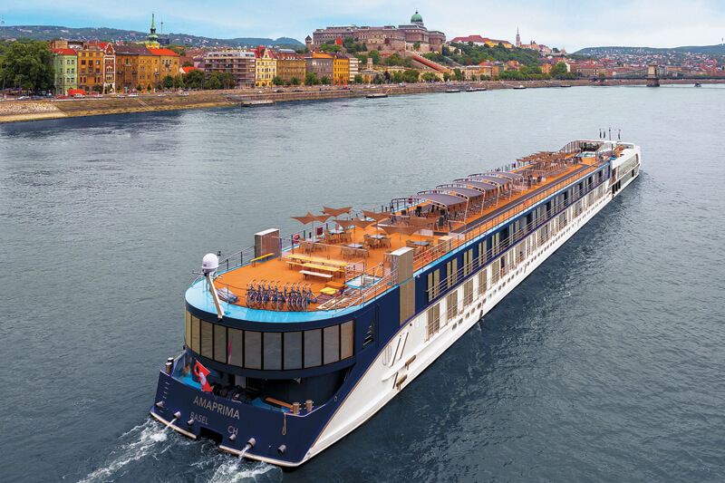 AmaWaterways Debuts myAmaCruise Mobile App | Travel Agent Central