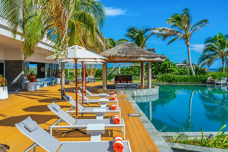 Now Open Koi Resort Saint Kitts Curio Collection By Hilton