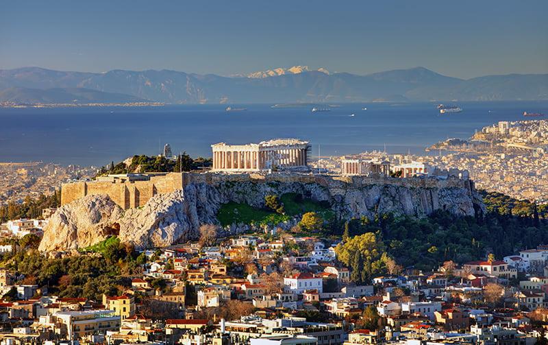 Грција од сабота во целосен карантин до 30-ти ноември
