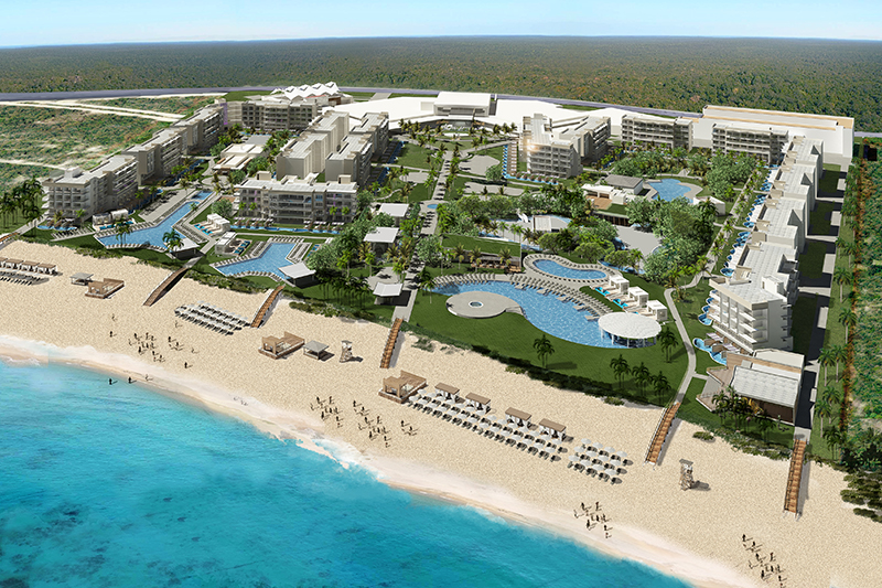 Planet Hollywood Beach Resort Cancun To Debut December 15 Travel Agent Central