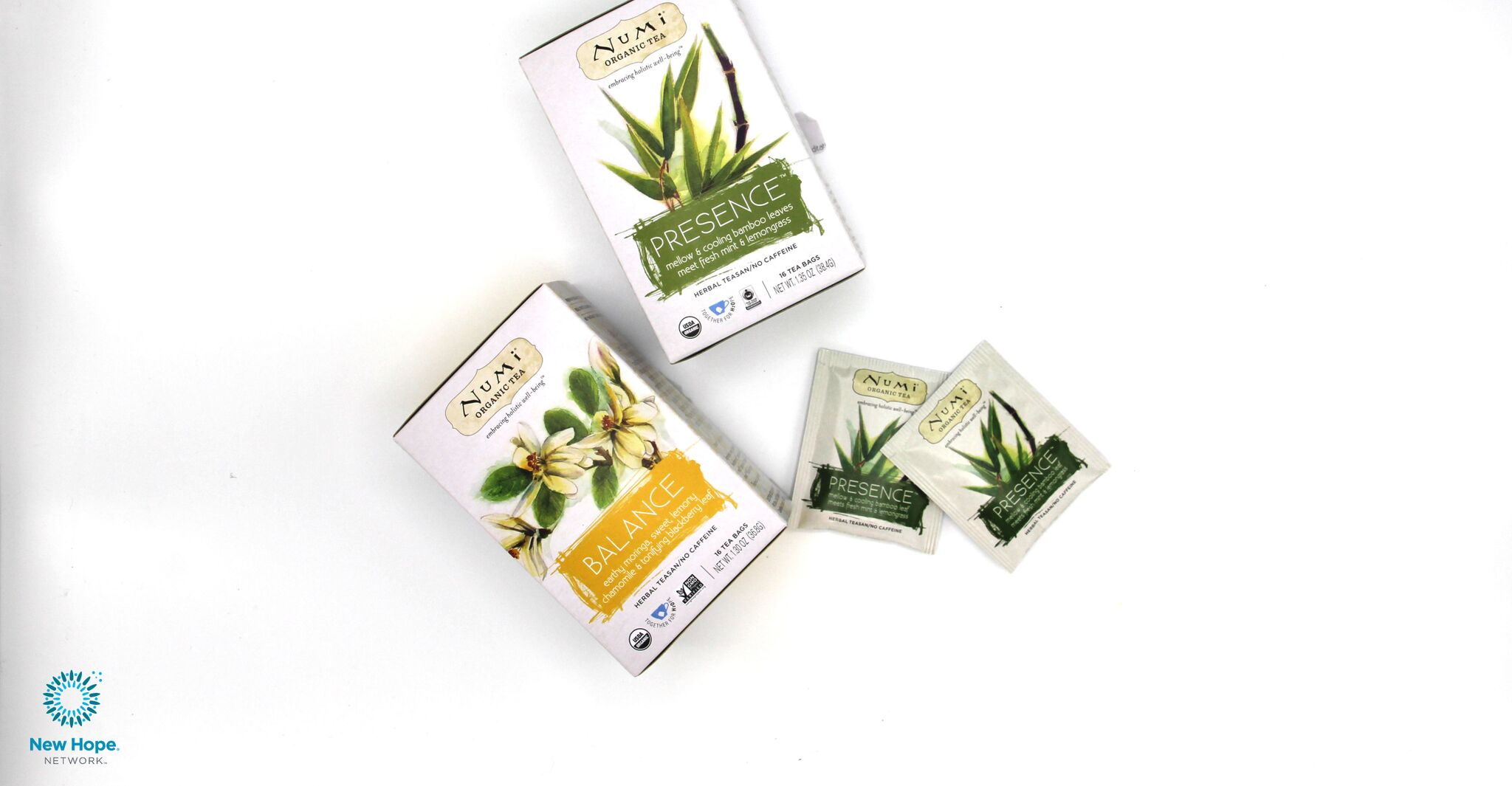 Numi Organic Tea Herbal Teasans